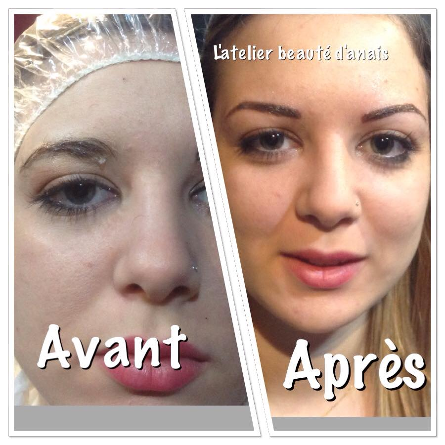 Maquillage Permanent L Atelier Beaute D Anais